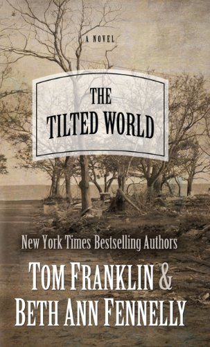 9781410465016: The Tilted World (Wheeler Large Print Book Series)