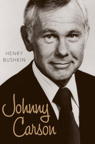 9781410465238: Johnny Carson (Thorndike Press Large Print Biography)