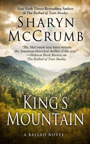 9781410465382: King's Mountain (Ballad: Thorndike Press Large Print Basic)