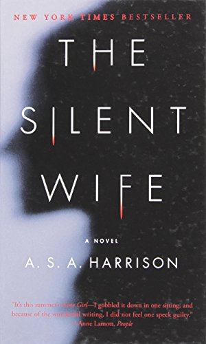 9781410465443: The Silent Wife (Wheeler Publishing Large Print Hardcover)