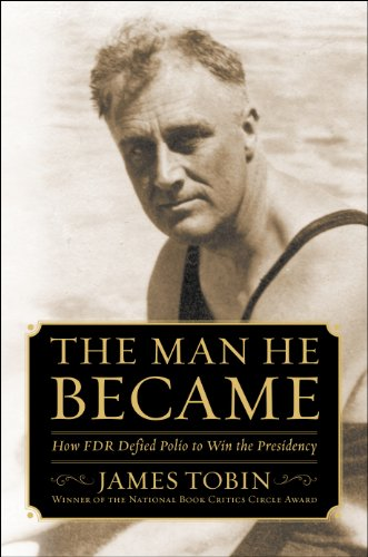 9781410465504: The Man He Became: How FDR Defied Polio to Win the Presidency (Thorndike Press Large Print Biography Series)