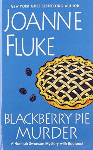 9781410465559: Blackberry Pie Murder (Thorndike Press Large Print Mystery Series)