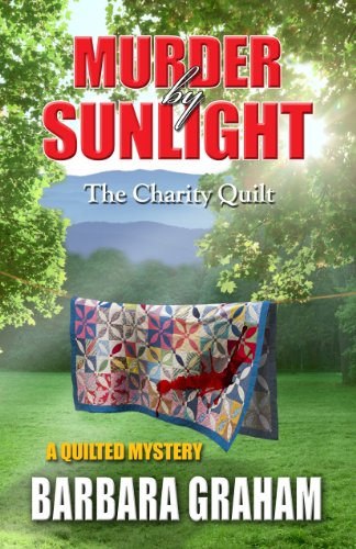 9781410465573: Murder by Sunlight: The Charity Quilt (Wheeler Large Print Cozy Mystery)