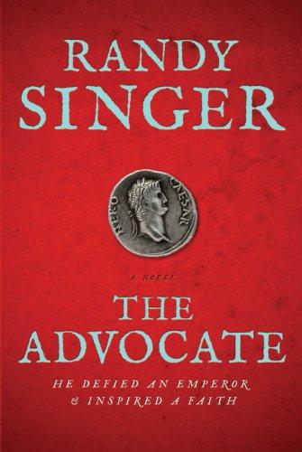 9781410465726: The Advocate (Thorndike Christian Fiction)