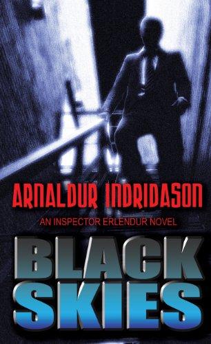 9781410465832: Black Skies (Inspector Erlendur: Thorndike Press Large Print Thriller)