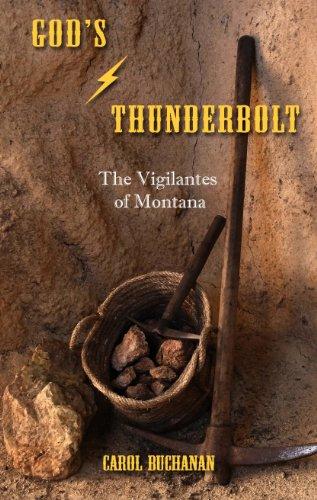 9781410465924: Gods Thunderbolt (Wheeler Large Print Western)