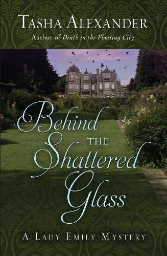 9781410465986: Behind The Shattered Glass (A Lady Emily Mystery)