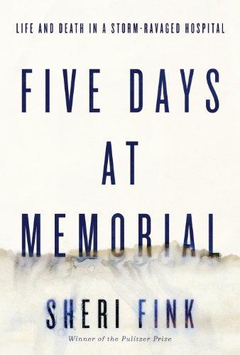 9781410466228: Five Days At Memorial