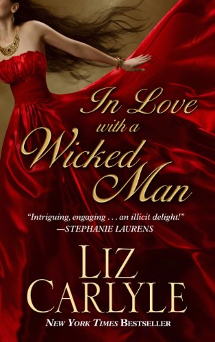 9781410466389: In Love With A Wicked Man (Thorndike Press Large Print Romance)