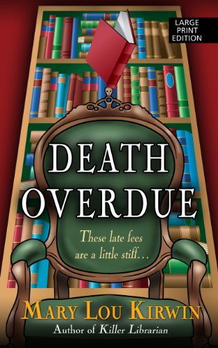 9781410466600: Death Overdue (Thorndike Press Large Print Mystery)