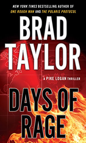 9781410466761: Days Of Rage (A Pike Logan Thriller)