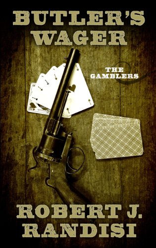 9781410466921: Butlers Wager (The Gamblers)