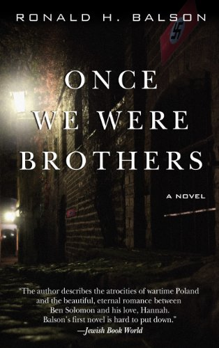 9781410467140: Once We Were Brothers