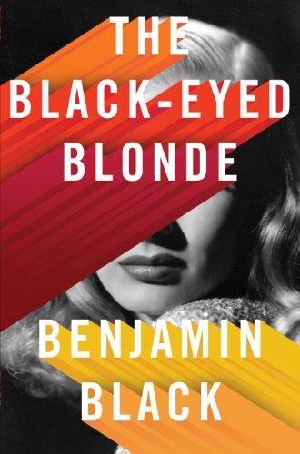 9781410467195: The Black-Eyed Blonde: A Philip Marlowe Novel (Philip Marlowe: Thorndike Large Print Crime Scene)