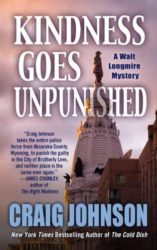 9781410467287: Kindness Goes Unpunished (Walt Longmire Mystery: Thorndike Large Print Crime Scene)