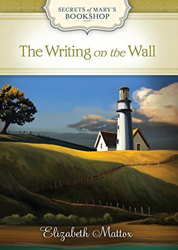 The Writing on the Wall (Thorndike Press Large Print Christian Mystery): Mattox, Elizabeth