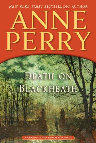 9781410467485: Death on Blackheath (Thorndike Press Large Print Basic Series)