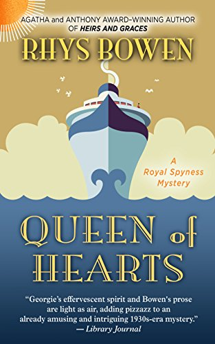 9781410467652: Queen of Hearts (Royal Spyness Mystery)