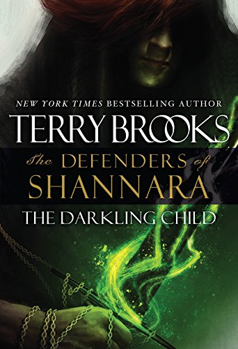 9781410467669: The Darkling Child: The Defenders of Shannara (Thorndike Press Large Print Core Series)