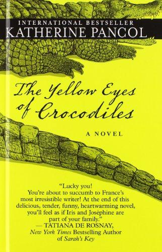 9781410467676: The Yellow Eyes of Crocodiles