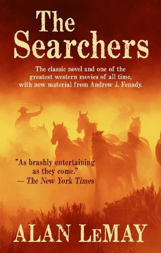 The Searchers (Wheeler Large Print Western): LeMay, Alan