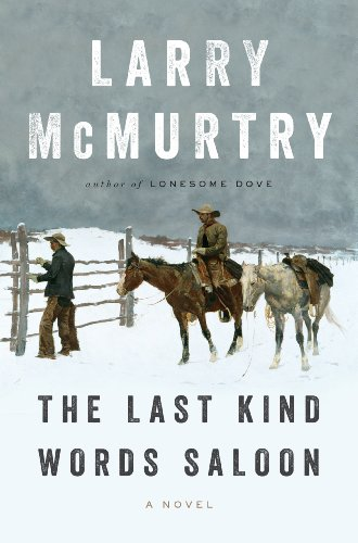 9781410467980: The Last Kind Words Saloon (Thorndike Press Large Print Core Series)