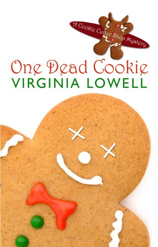 9781410468000: One Dead Cookie (A Cookie Cutter Shop Mystery)