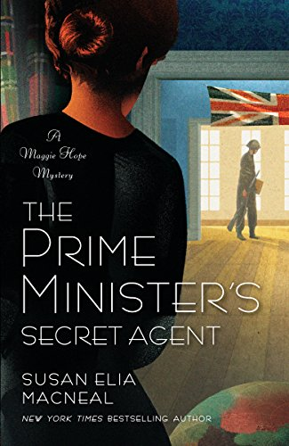 9781410468116: The Prime Minister's Secret Agent (Thorndike Press Large Print Superior Collection)