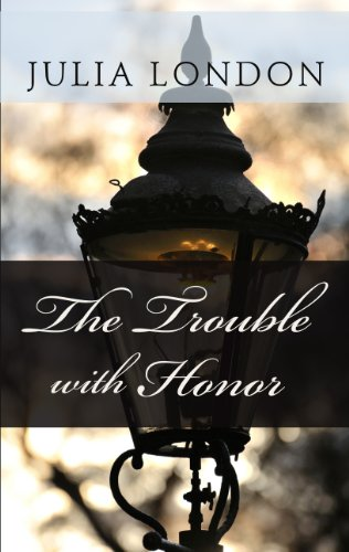 9781410468260: The Trouble with Honor