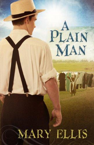 9781410468314: A Plain Man (Thorndike Christian Romance)