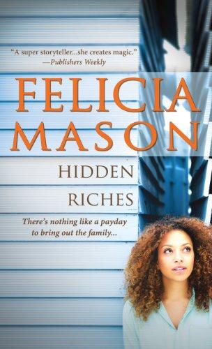 Hidden Riches (Thorndike Press Large Print African American Series): Felicia Mason