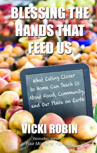 9781410468376: Blessing The Hands That Feed Us (Thorndike Large Print Lifestyles)