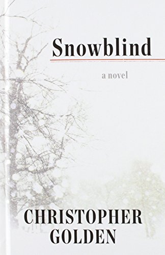 9781410468482: Snowblind (Thorndike Press Large Print Thriller)