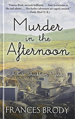 9781410468598: Murder in the Afternoon (Kate Shackleton Mysteries (Hardcover))