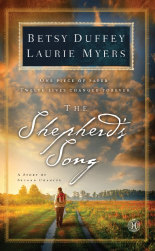 9781410469267: The Shepherd's Song: A Story of Second Chances (Thorndike Press Large Print Christian Fiction)