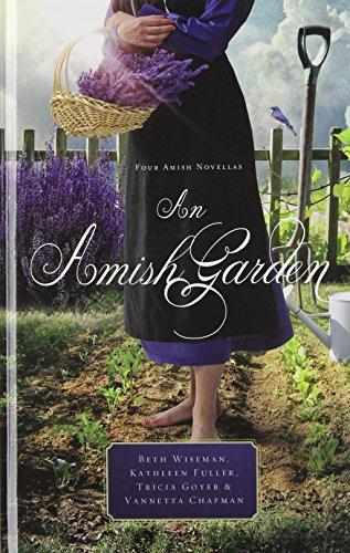 9781410469342: An Amish Garden