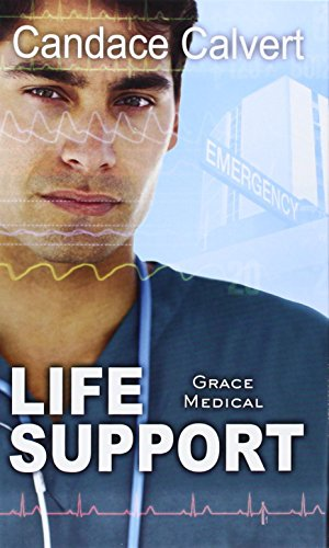 9781410469410: Life Support (Thorndike Press Large Print Clean Reads: Grace Medical)