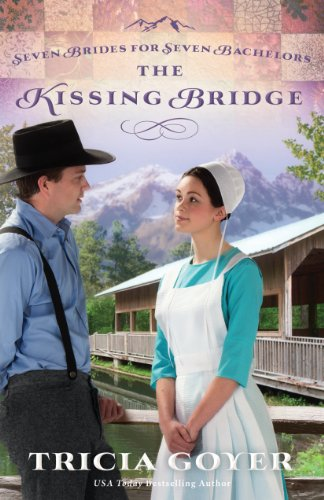 The Kissing Bridge (Thorndike Press Large Print Christian Romance Series): Goyer, Tricia