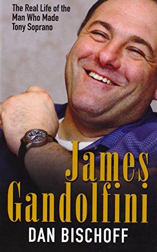 9781410469717: James Gandolfini: The Real Life of the Man Who Made Tony Soprano (Thorndike Press Large Print Biographies & Memoirs Series)