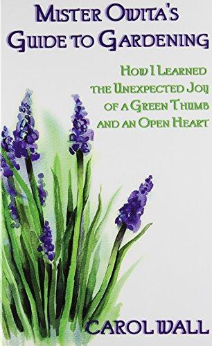 9781410469731: Mister Owitas Guide To Gardening (Thorndike Press Large Print Nonfiction)