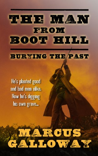 9781410469762: The Man from Boot Hill Burying the Past (Thorndike Large Print Western Series)