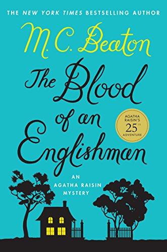 9781410469779: The Blood Of An Englishman (An Agatha Raisin Mystery)