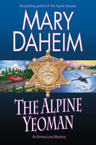 9781410469847: The Alpine Yeoman (An Emma Lord Mystery)