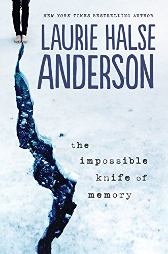 9781410470027: The Impossible Knife Of Memory (Thorndike Press Large Print the Literary Bridge)