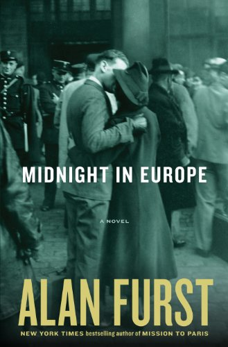 9781410470072: Midnight In Europe (Wheeler Publishing Large Print Hardcover)