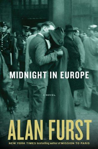 9781410470072: Midnight in Europe (Wheeler Publishing Large Print Hardcover)