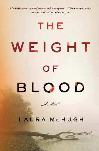 9781410470300: The Weight of Blood (Thorndike Press Large Print Core Series)