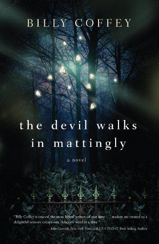 9781410470348: The Devil Walks in Mattingly (Thorndike Press large print Christian mystery)