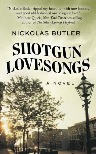 9781410470416: Shotgun Lovesongs (Thorndike Press Large Print Basic Series)