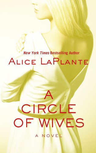 9781410470454: A Circle of Wives (Wheeler Publishing Large Print Hardcover)